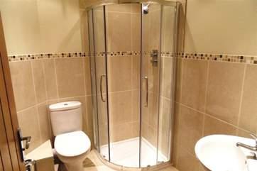 Modern and clean bathroom