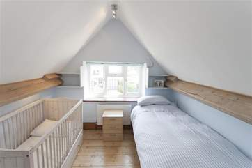 Dickens Cottage has brilliant baby friendly facilities.