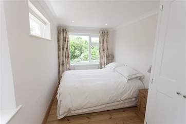 Chose from 4 comfortable and well decorated bedrooms.