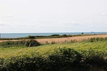 View of the English Channel from Fernfield