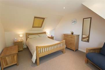 One of the Double Bedrooms on the 1st floor