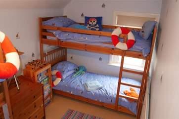 Bunk room_Island Cottage