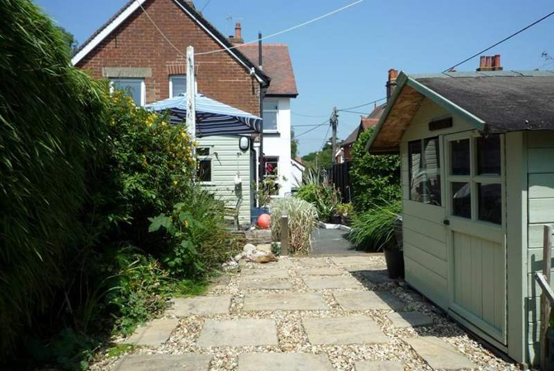 Patio area_Island Cottage