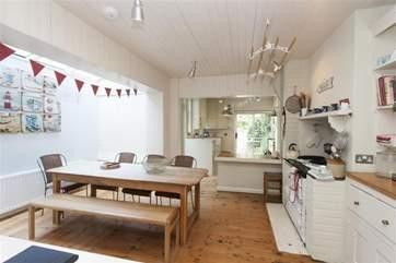 Large open plan Kitchen Diner