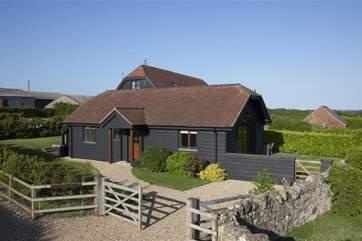 Little Black Barn, St Helens