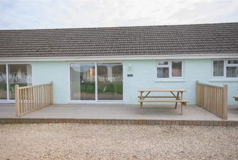 Little Egret Cottage, Seaview