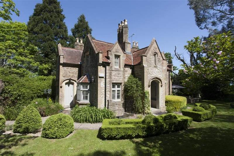 Middle Lodge in Appley Park, Ryde.