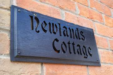 Welcome to Newlands Cottage