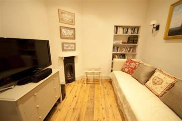 Rear living room with Sofabed