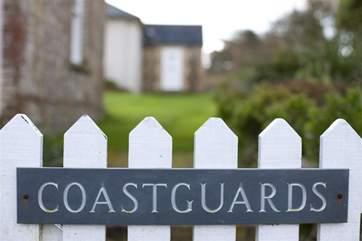 Old Coastguards, Alum Bay