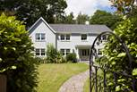 Pitt Corner is a stunning four bedroom property in the lovely village of Bembridge.