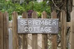 September Cottage - Holiday Cottage - Brook