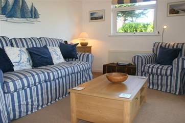 Lovely comfortable sofas to relax and unwind