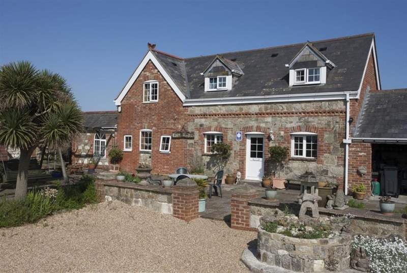 Welcome toThe Barn in Merstone