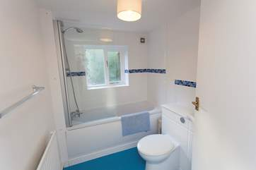 Bathroom in The Annexe