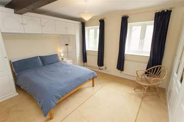 Double bedroom with access to family bathroom
