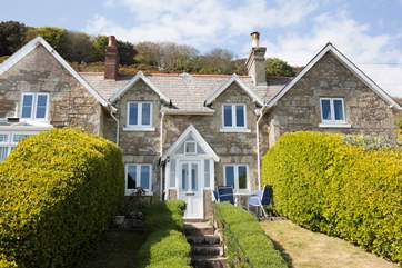 Trevessa, once a fisherman's cottage, is a lovely cottage in Ventnor.