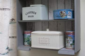 The perfect place to store baked goods.