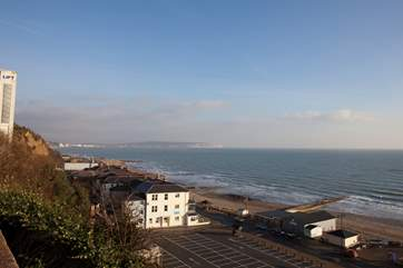 Nearby Shanklin Seafront is a short walk away