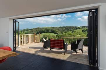 Ramstorland Valley View has just that - the most spectacular unspoilt views that you can imagine.