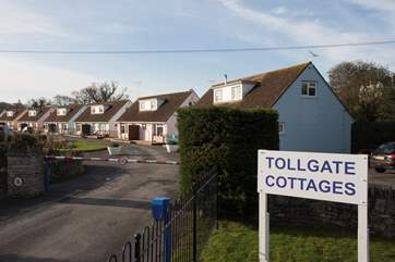 The Tollgate Cottages