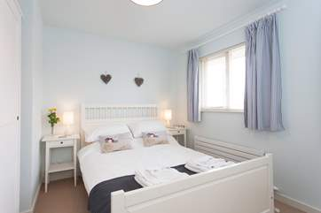 The second lovely double bedroom