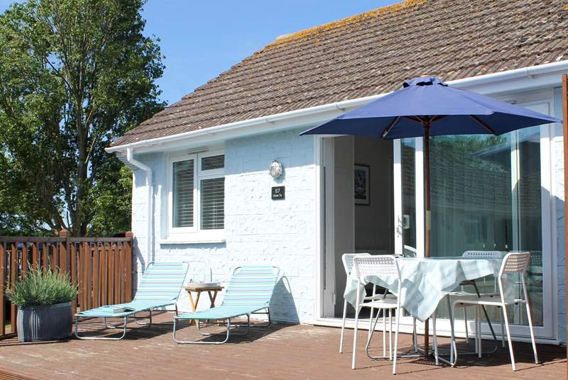 Welcome to Hove To, have a wonderful stay.