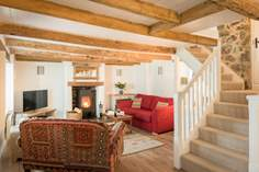 Jubilee Cottage sleeps Sleeps 4 + cot, Coverack.