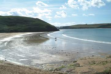 This area has so many wonderful beaches within easy reach - you could try a different one every day!