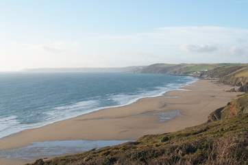 Take to the coastal footpath or have a day on the beach - there are some great places to discover.