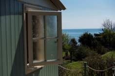Seacliffe Shepherd's Hut - Holiday Cottage - Seaton (Devon)