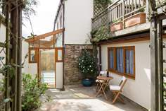 Harmony Cottage - Holiday Cottage - Totnes