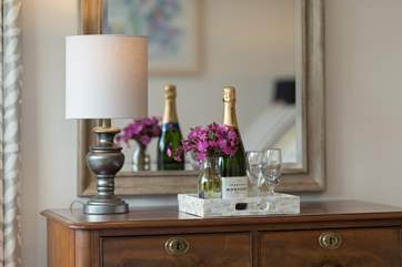 Attention to detail in every respect will ensure that this is a memorable place to stay.