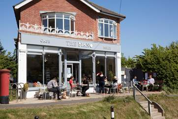 The Piano Cafe and Mezze Bar has fantastic food, drink and live music at least once a week