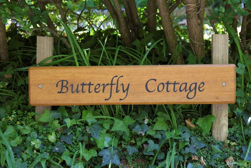 Butterfly Cottage, have a wonderful stay