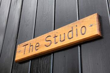 Have a wonderful stay at The Studio in Calbourne, Isle of Wight