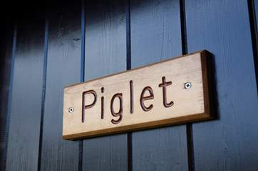 The Piglet is a sweet little barn conversion, perfect for a family of four