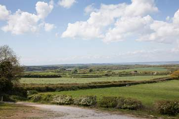 The Isle of Wight has some of the most diverse countryside in England, making it the perfect place to explore