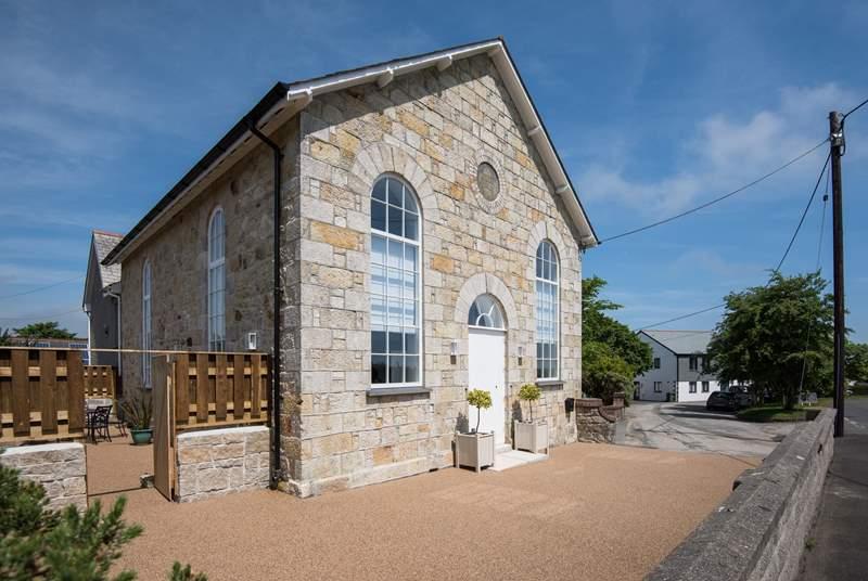 Trelowth Chapel, Holiday Cottage Description - Classic Cottages
