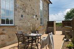 Trelowth Chapel Sleeps 4 + cot, 4.2 miles NW of Mevagissey.