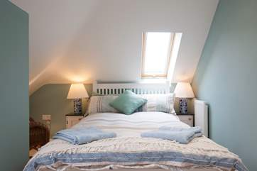 The Limes is a cottage for six people, but has four double bedrooms for flexibility, so choose your double bed!