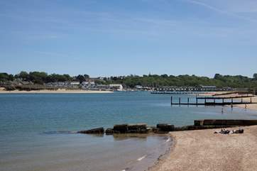 Holidays are made for days at the beach and this gorgeous seafront is perfect for those sunny days!