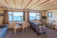 Elvan Loft sleeps Sleeps 2 + cot, Mousehole.