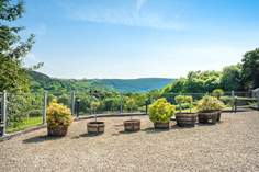 Swallow Heights Sleeps 6 + 2 cots, Calstock.
