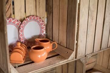 Tea and toast, anyone?