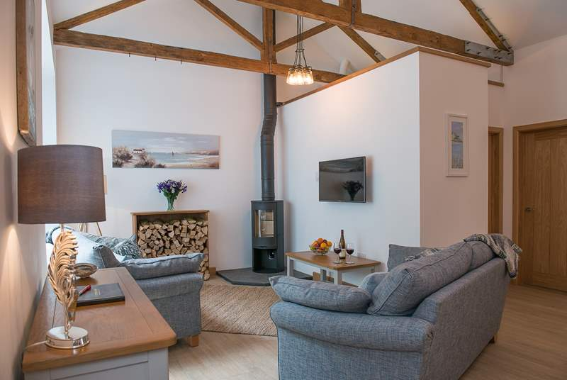 The conversion has been carried out to a very high standard and stylishly furnished throughout.
