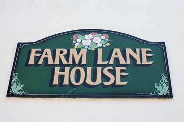 Farm Lane House