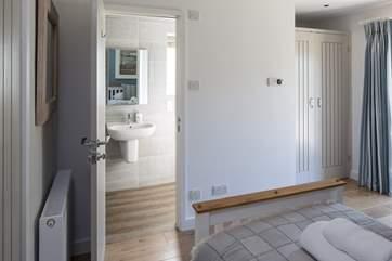 En suite to bedroom 2.