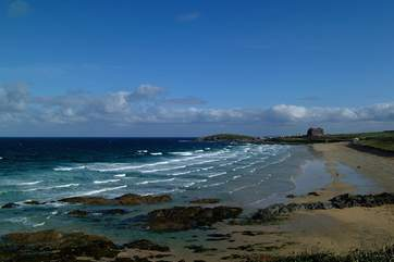 The north coast has an abundance of gorgeous beaches to discover.