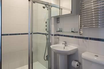 En suite shower-room to bedroom 2.
